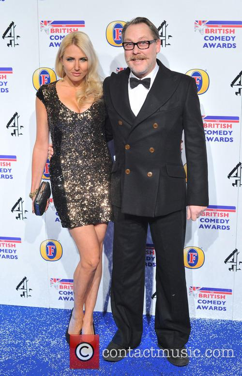 Nancy Sorrell and Vic Reeves 4