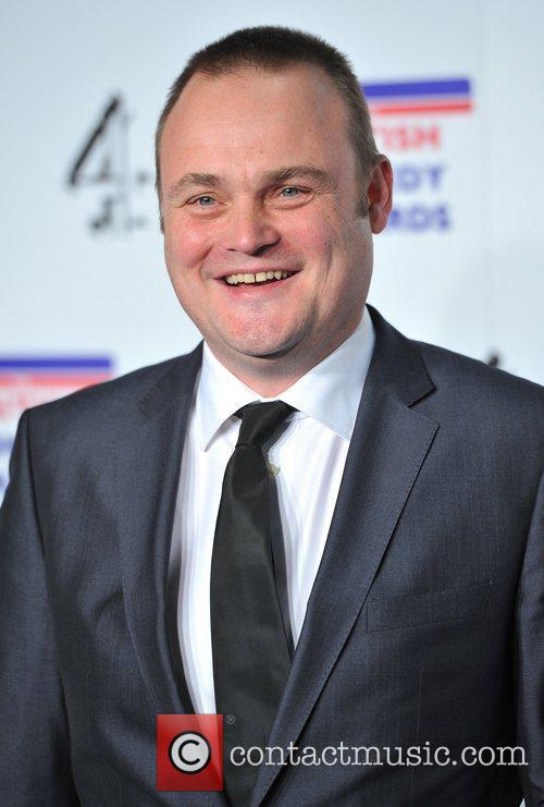Al Murray British Comedy Awards held at the...