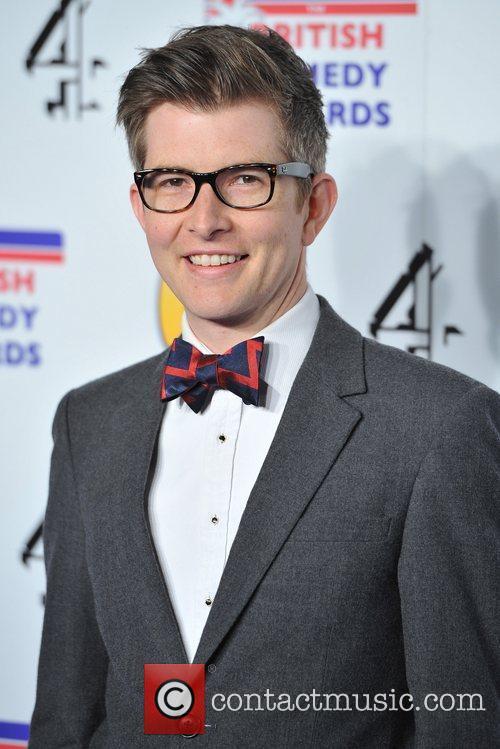 Gareth Malone British Comedy Awards held at the...