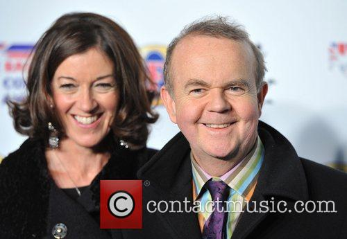 Ian Hislop and guest British Comedy Awards held...
