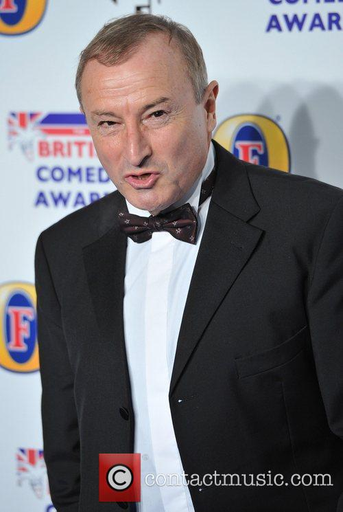 Jim Rosenthal British Comedy Awards held at the...