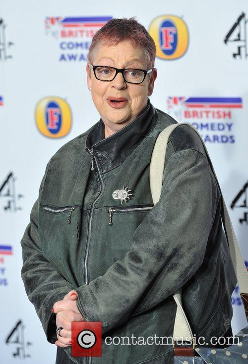 Jo Brand British Comedy Awards held at the...