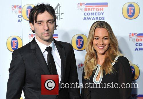 Lady Victoria Hervey British Comedy Awards held at...