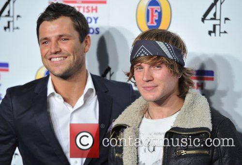 Mark Wright and Dougie Poynter 2