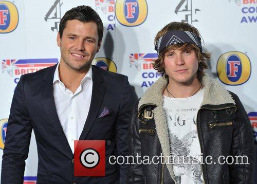 Mark Wright and Dougie Poynter 3