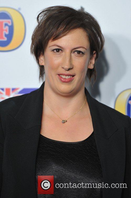 Miranda Hart British Comedy Awards held at the...