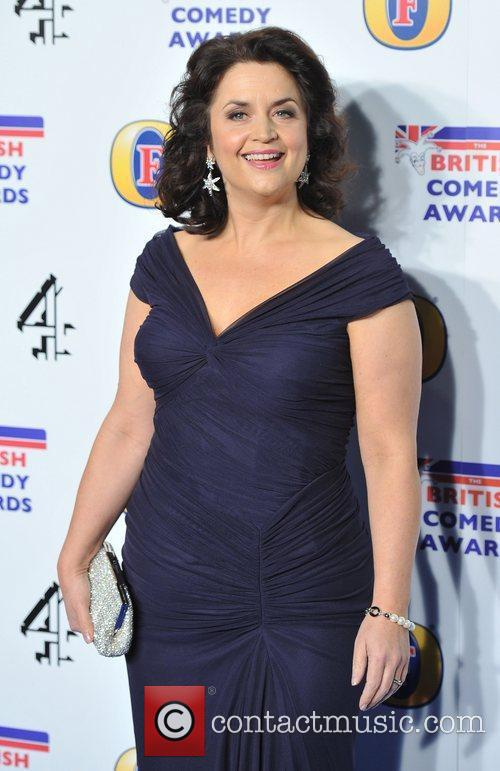 British Comedy Awards held at the Fountain Studios...