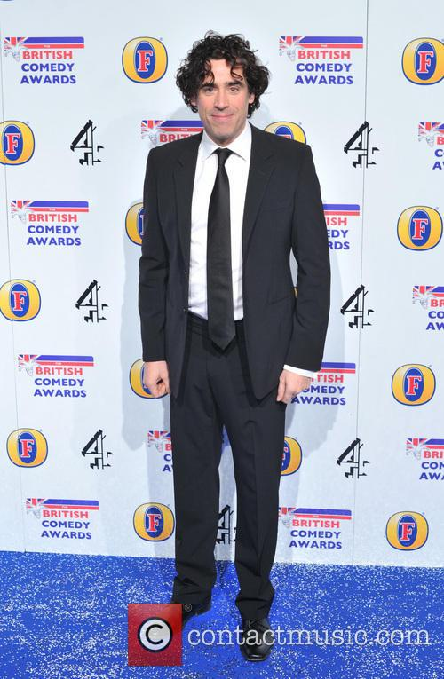 Stephen Mangan The British Comedy Awards 2012 held...