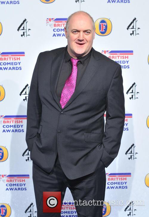 Dara O'Briain The British Comedy Awards 2012 held...