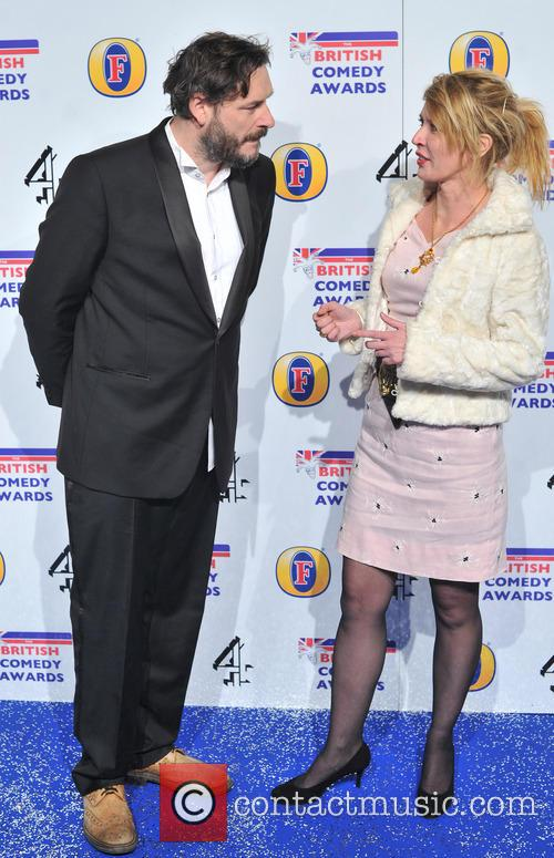 Julian Barratt and Julia Davis 3