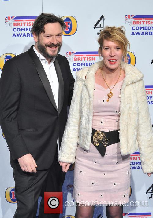 Julian Barratt and Julia Davis 2