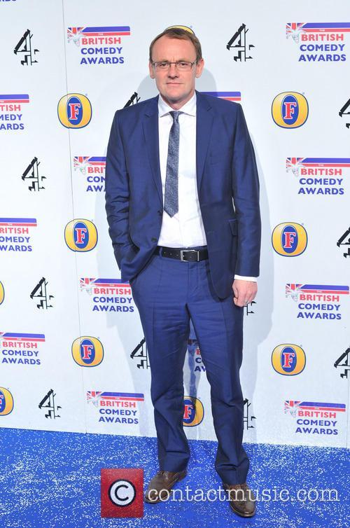 Sean Lock The British Comedy Awards 2012 held...