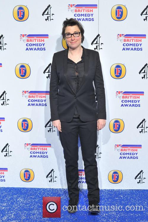 Sue Perkins The British Comedy Awards 2012 held...