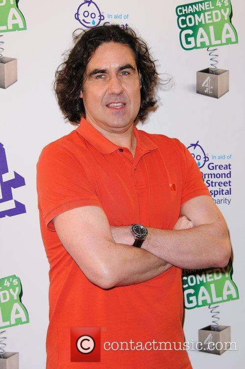 Micky Flanagan Channel 4's Comedy Gala, held at...