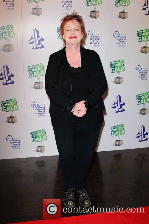 Jo Brand Channel 4's Comedy Gala, held at...