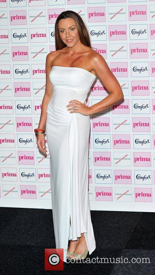Michelle Heaton,  The Comfort Prima High Street...