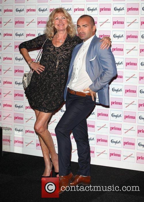 Debbie Moore and Louis Spence The Comfort Prima...