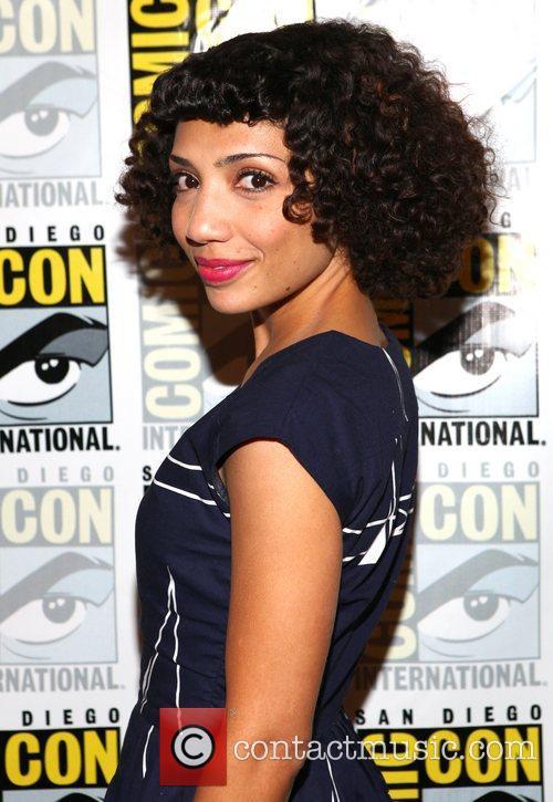 Jasika Nicole San Diego Comic-Con 2012 - 'Fringe'...