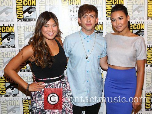 San Diego Comic-Con 2012 - 'Glee' - Press...