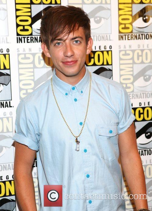 Kevin McHale San Diego Comic-Con 2012 - 'Glee'...