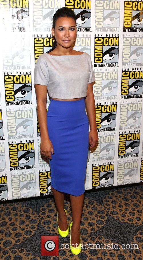 Naya Rivera San Diego Comic-Con 2012 - 'Glee'...