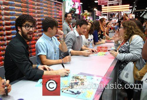 Darren Criss and Kevin Mchale 3