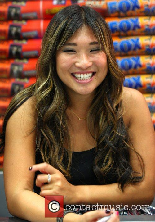 Comic-Con International 2012 - 'Glee' - Booth Signing