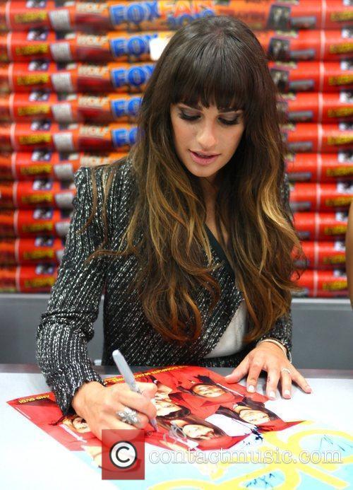 Lea Michele Comic-Con International 2012 - 'Glee' -...