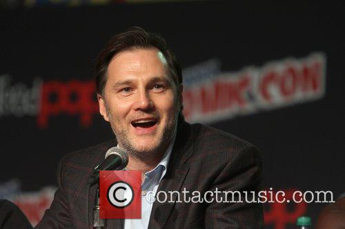 David Mossissey,  Comic Con New York held...