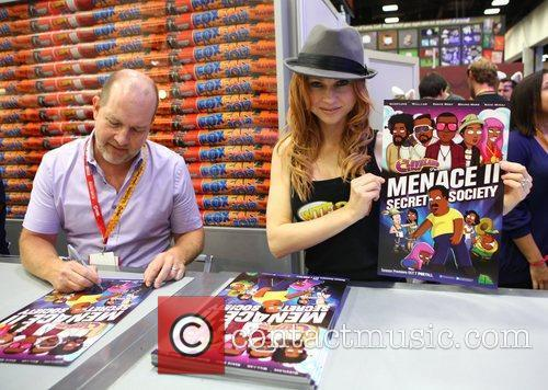 Mike Henry San Diego Comic-Con 2012 - 'The...
