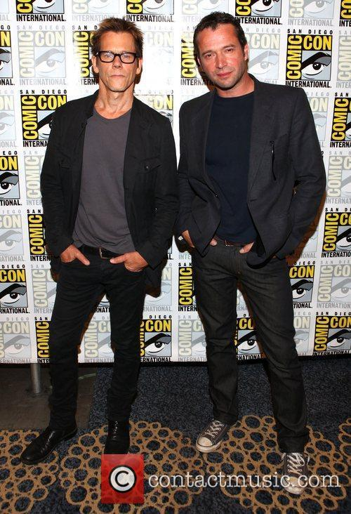 Kevin Bacon and James Purefoy 1
