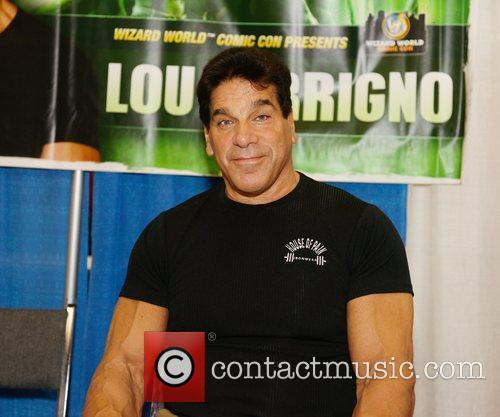 Lou Ferrigno at Comic Con Austin Texas, USA