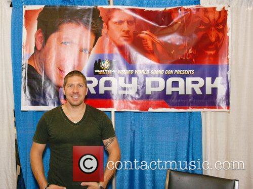 Ray Parker at Comic Con Austin Texas, USA