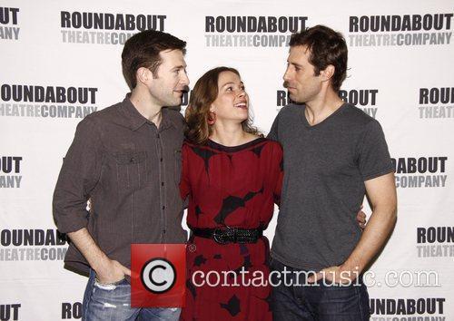 Jacob Fishel, Kristen Bush and Josh Cooke...