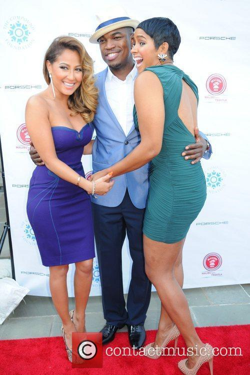 Adrienne Bailon and Ne-yo 1