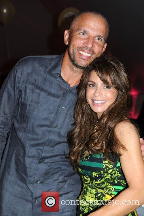 Jason Kidd and Paula Abdul 2