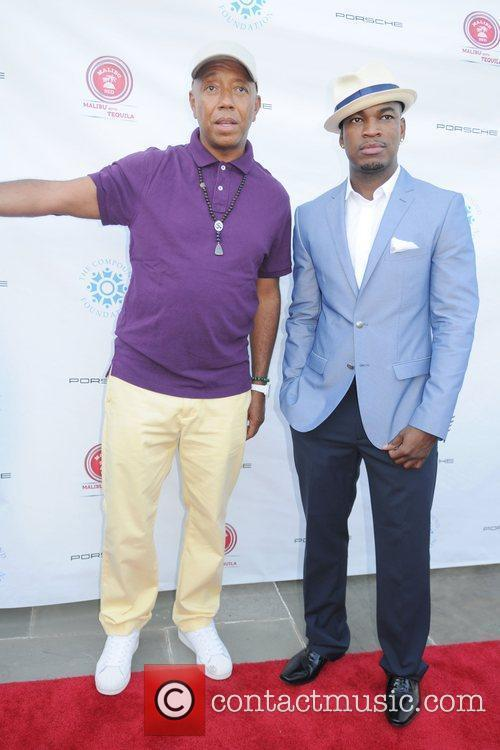 Russell Simmons and Ne-yo 3