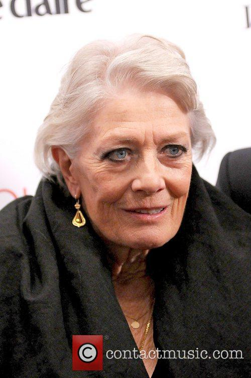 vanessa redgrave at the new york premiere 3689482