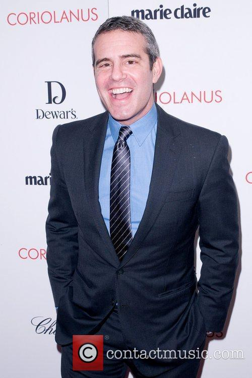 Andy Cohen,  at the New York premiere...