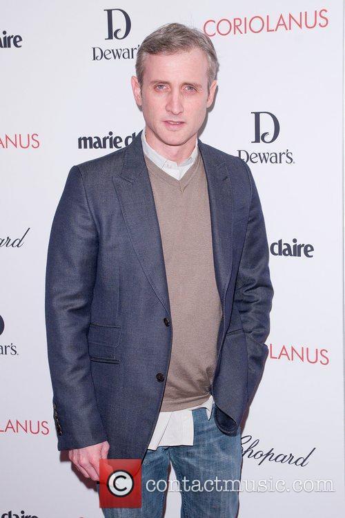 Dan Abrams,  at the New York premiere...