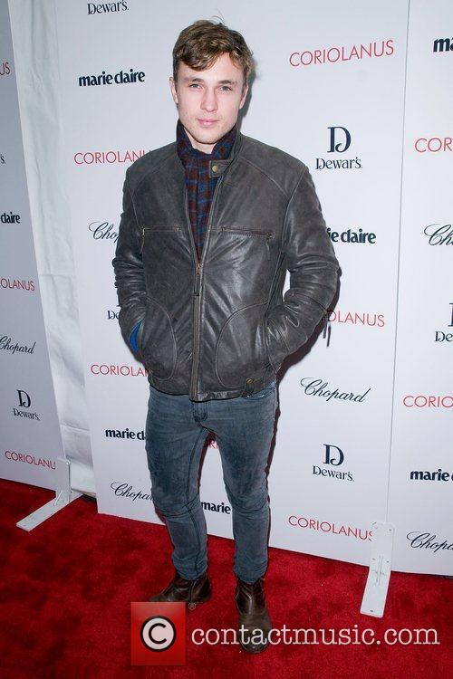 Guest,  at the New York premiere of...
