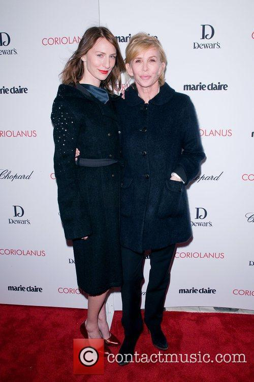 Micky Sumner and Trudie Styler,  at the...