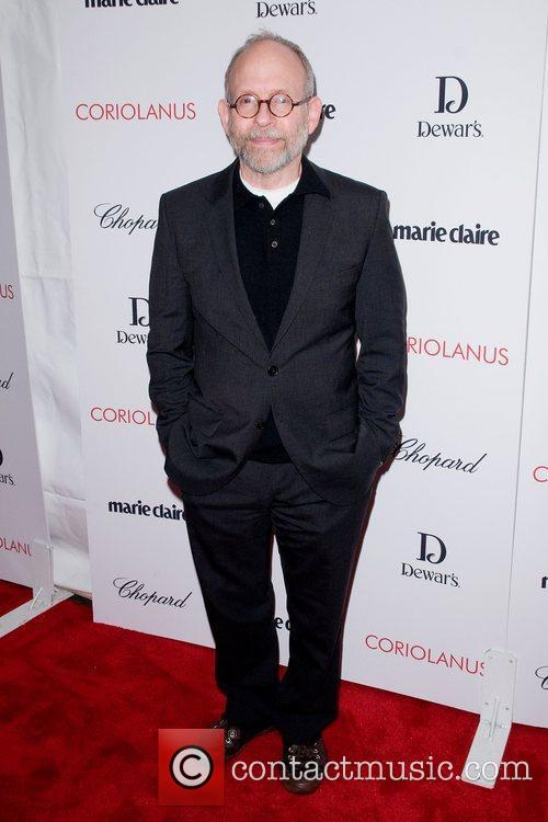 Bob Balaban,  at the New York premiere...