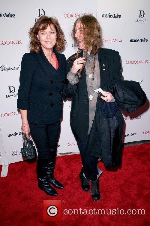Susan Sarandon and Patti Smith 2
