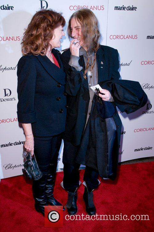 Susan Sarandon and Patti Smith 1