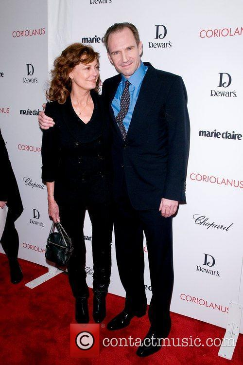Susan Sarandon and Ralph Fiennes 3
