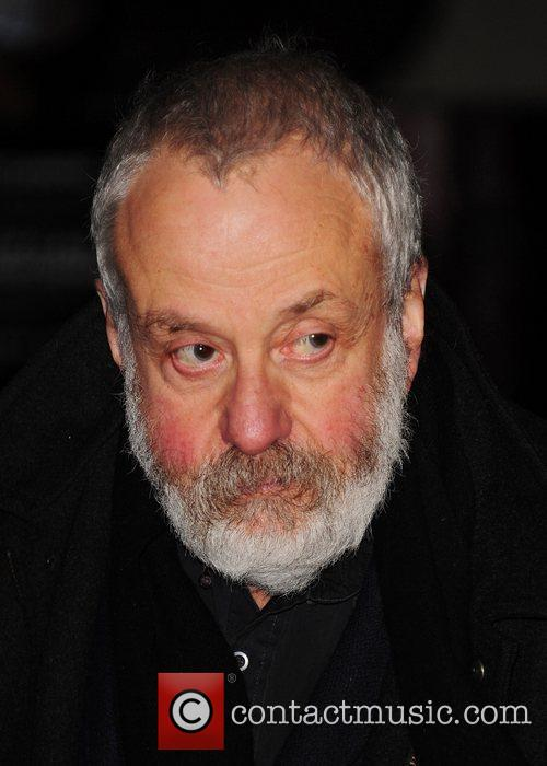 Mike Leigh  Screening of 'Coriolanus' at Curzon...
