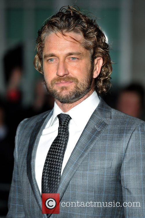 Gerard Butler Coriolanus special screening held at the...