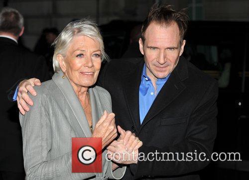 Vanessa Redgrave and Ralf Fiennes Coriolanus special screening...
