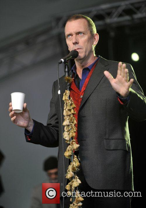 Hugh Laurie and Cornbury Music Festival 1
